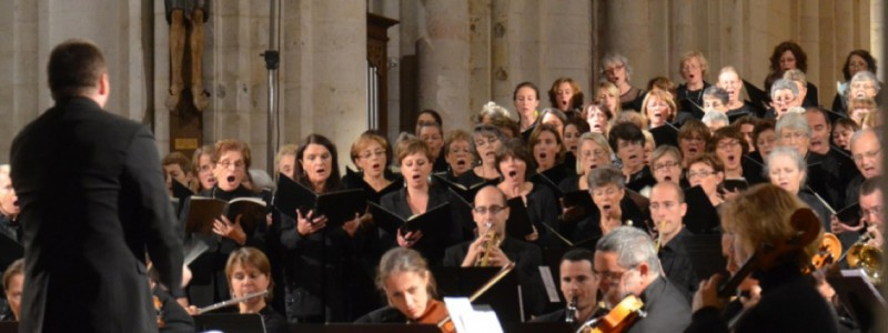 St Martin de Boscherville - Requiem allemand - 2012