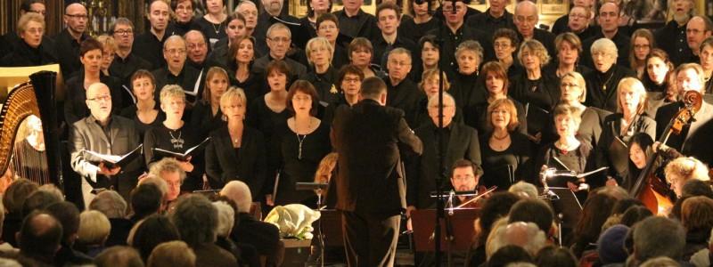 Bonsecours - Requiem Mozart - 2015