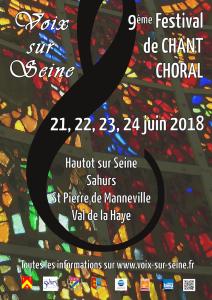 Concert à Voix Sur Seine